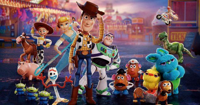 Toy Story 4 (2019) - Kritika