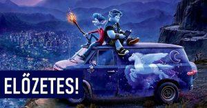 Vadonatúj előzetest kapott a Pixar új animációs filmje!