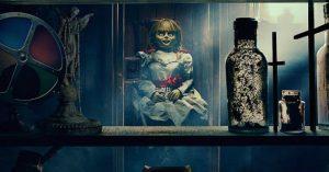 Annabelle 3 - Kritika