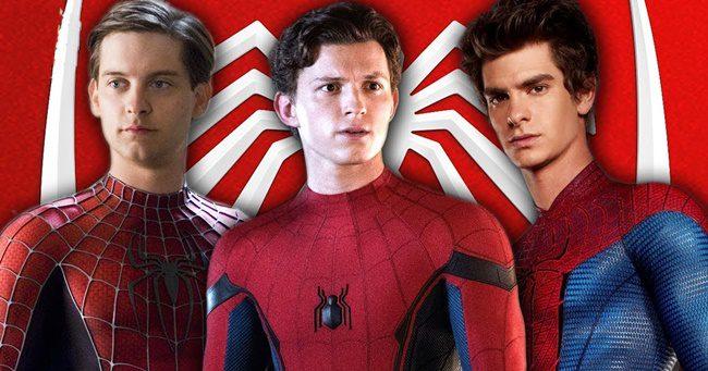 Tom Holland, Tobey Maguire és Andrew Garfield együtt egy Pókverzum filmben?