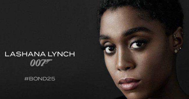 Lashana Lynch lesz az új James Bond