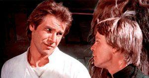Star Wars: Videón Mark Hamill és Harrison Ford első tesztfelvétele