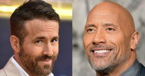 Ryan Reynolds is csatlakozott Dwayne Johnson új filmjéhez
