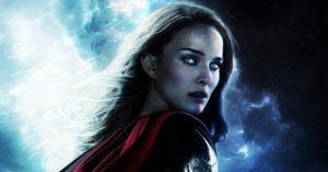 A Thor 4. részében bemutatkozik majd a női Thor is!