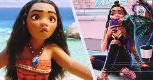 Így néznének ki kedvenc Disney hősnőink a valóságban
