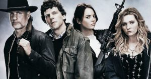 A 2009-es kultikus Zombieland folytatása az eredeti szereplőgárdával és rendezővel tér vissza egy újabb észvesztő kalandra!