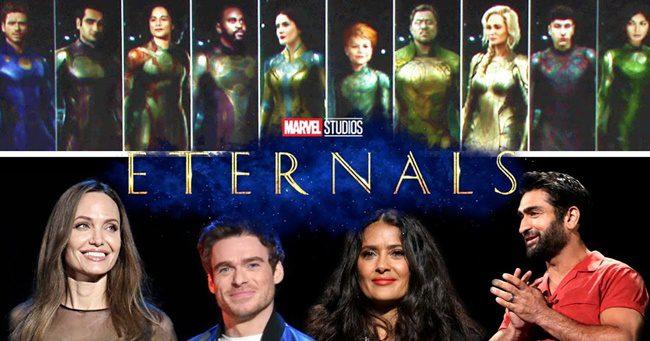 Az Örökkévalókban szerepel az első nyíltan meleg, házas Marvel szuperhős!