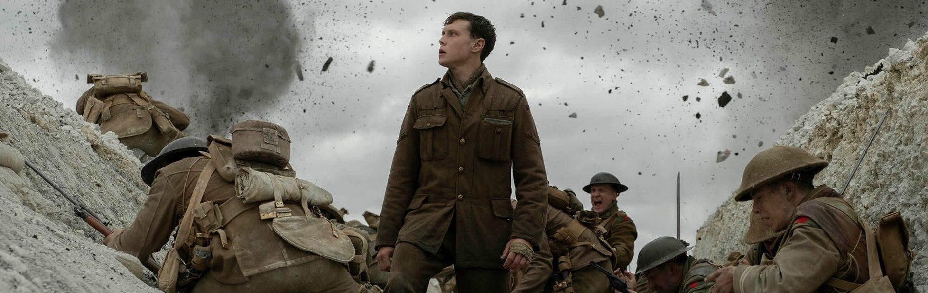 Előzetest kapott a Skyfall rendezőjének első világháborús mozija!