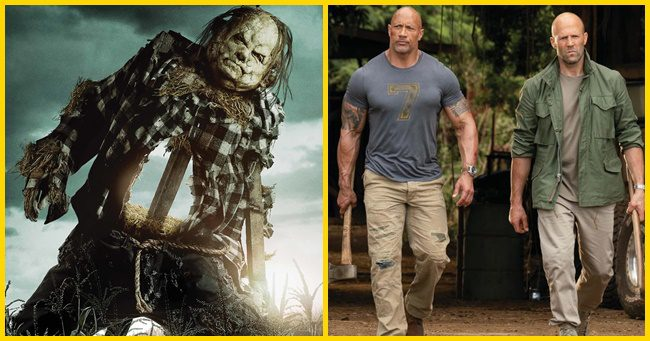 Box Office: Guillermo Del Toro horrorja majdnem lenyomta a Hobbs és Shaw-t