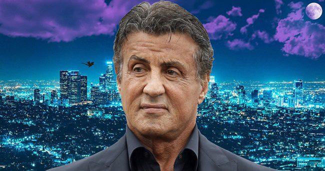 Szuperhősfilmet vállalt Sylvester Stallone!