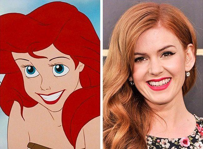 15 személy, aki kiköpött mása egy Disney szereplőnek
