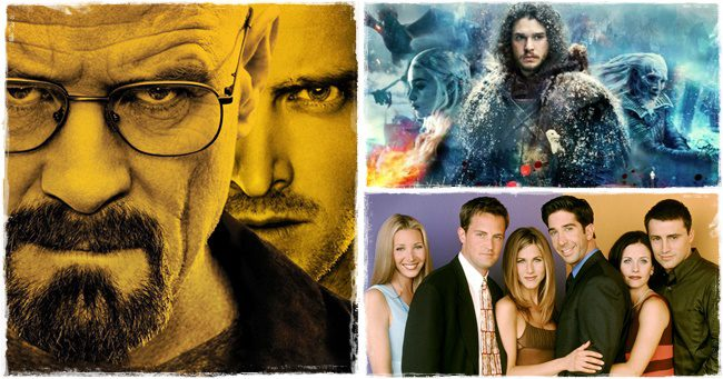 A valaha volt 20 legjobb sorozat az IMDB szerint