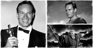 10 felejthetetlen film a feledhetetlen Charlton Heston-tól