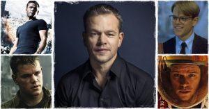 10 Matt Damon film, amit mindenképpen látnod kell