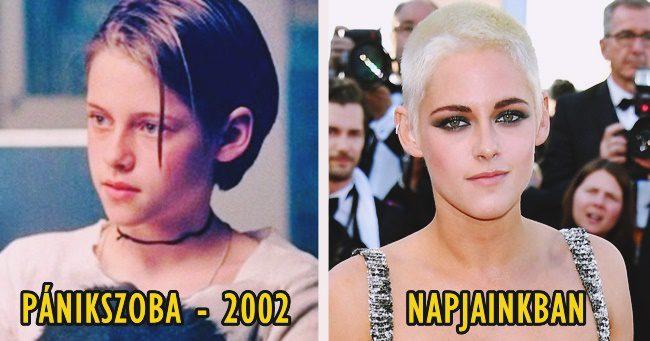 Így változtak meg a híres színészek, amióta először megjelentek a képernyőn