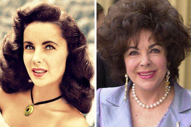 15 híresség, akik hatalmasat változtak néhány évtized leforgás alatt