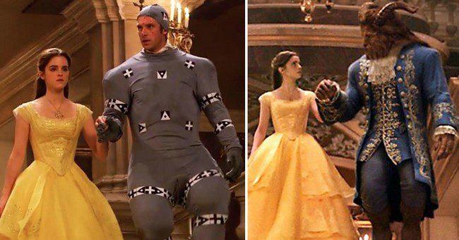 25 kép, ami megmutatja, hogyan működnek a speciális effektek a filmekben