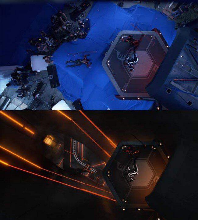 Filmek a számítógépes trükkök előtt és után