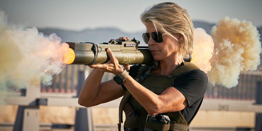Terminátor: Sötét végzet - Filmkritika (Terminator: Dark Fate) 2019