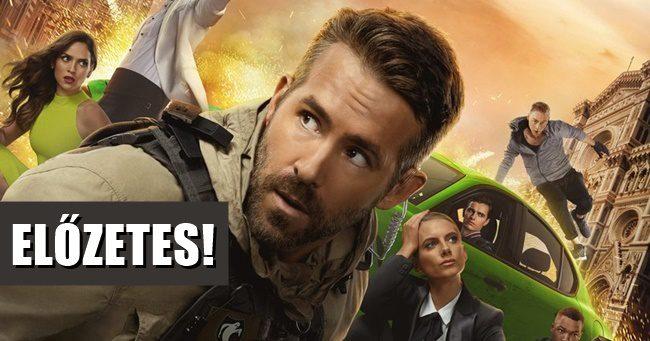 Megkapta végső előzetesét Ryan Reynolds új filmje, a 6 Underground