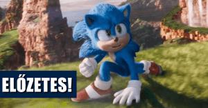 Befutott a Sonic, a sündisznó legújabb szinkronos filmelőzetese!