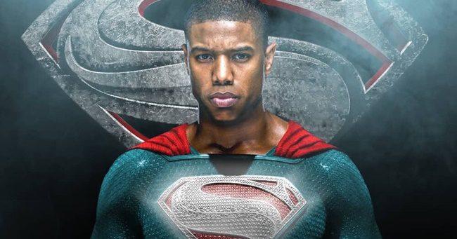 Michael B. Jordan lehet az új Superman