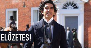 Vadiúj előzetest kapott a Dev Patel főszereplésével készült David Copperfield-film