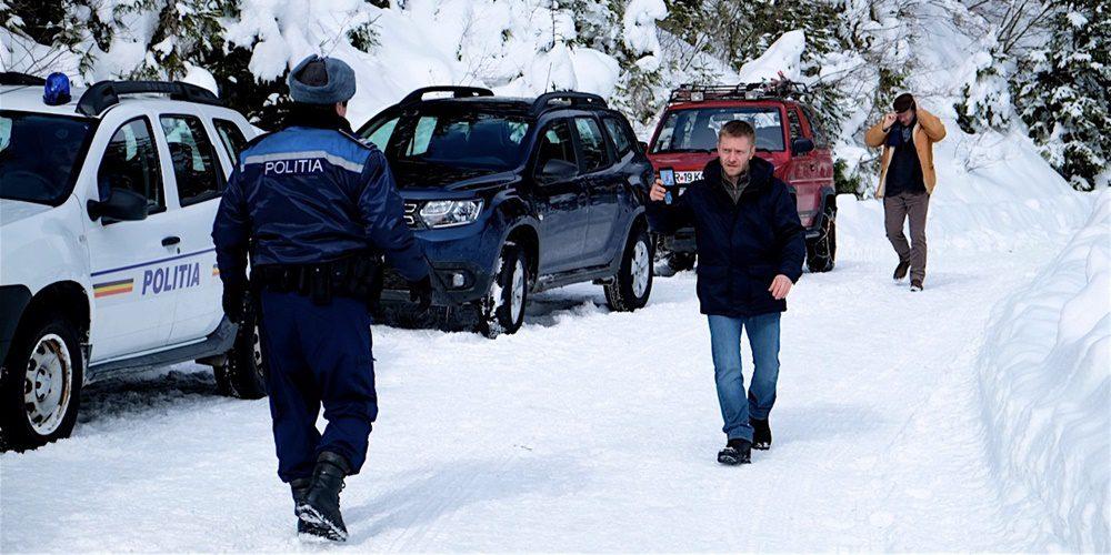 Most tél van és csend és hó és halál   Kritika: Valan – Az angyalok völgye