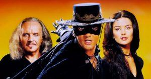 Zorro álarca /The Mask of Zorro, 1998/ - Érdekességek