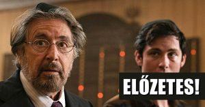 Al Pacino brillírozik a Hunters című sorozat előzetesében!