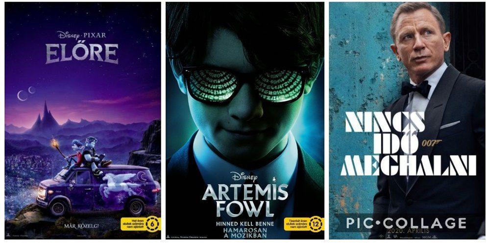 Filmek, melyekre érdemes lesz odafigyelni 2020-ban!