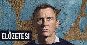 Befutott a legújabb James Bond film első előzetese!