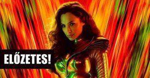 Tegyél félre mindent, itt a Wonder Woman 1984 első előzetese!