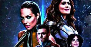 Közzétették a Marvel féle Örökkévalók hivatalos szinopszisát
