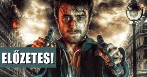 Őrült előzetest kapott a Daniel Radcliffe főszereplésével érkező Guns Akimbo