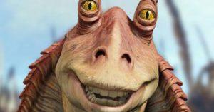 Jar-Jar Binks visszatér a Star Wars univerzumába