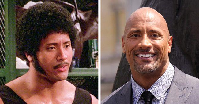 20 színész, akik röhejesen néztek ki a karrierjük kezdetén