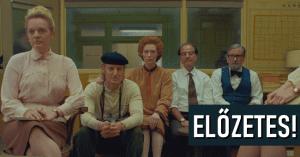 Elképesztő szereplőgárdával megérkezett Wes Anderson új filmjének az előzetese!