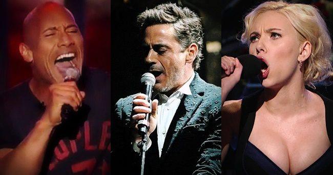 Színészek, akik szuperül énekelnek