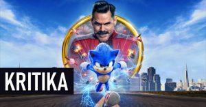 Vicces és kedves kék villám | Kritika: Sonic, a sündisznó (2020)
