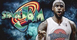 Most már biztos: LeBron James főszereplésével jön a Space Jam 2!