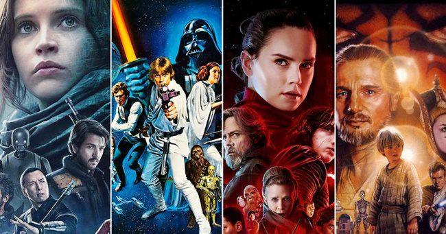 TOPLISTA: Star Wars-filmek a legrosszabbtól a legjobbig