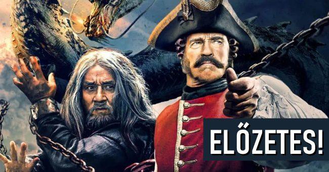 Előzetest kapott Arnold Schwarzenegger és Jackie Chan fantasyje!