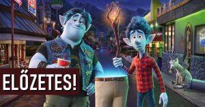 Előre: Vadiúj előzetest kapott az új Pixar-film