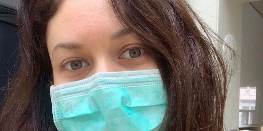 A koronavírussal kezelt Olga Kurylenko meggyógyult