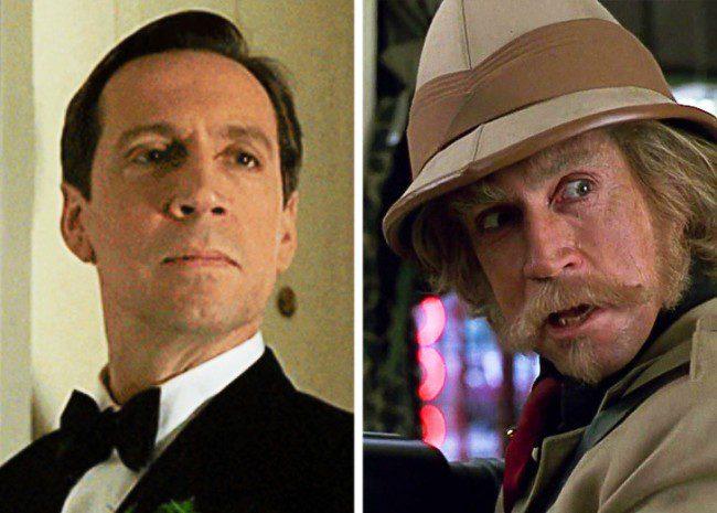 15 színész, akik több szerepet is játszottak ugyanabban a filmben, és erről eddig fogalmunk sem volt