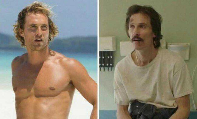 12 híres színész, akik elképesztő átalakuláson mentek keresztül egy szerep kedvéért