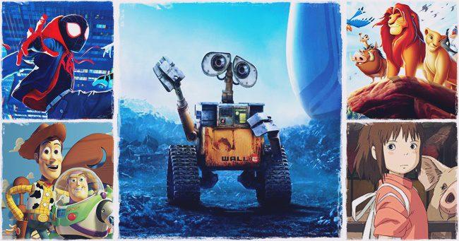 A valaha volt 20 legjobb animációs mese az IMDB szerint