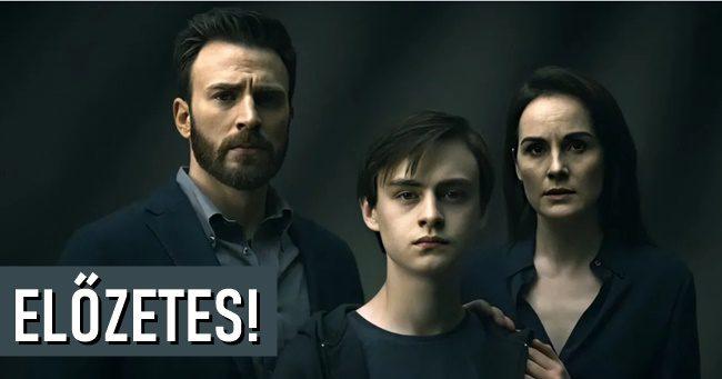 Előzetest kapott Chris Evans új filmje, melyben bármit megtenne gyilkossággal vádolt fiáért