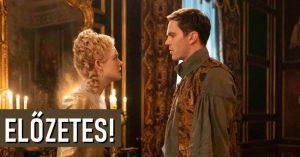 Epikus sorozat készült II. Katalin hatalomátvételéről - itt a The Great első előzetese!